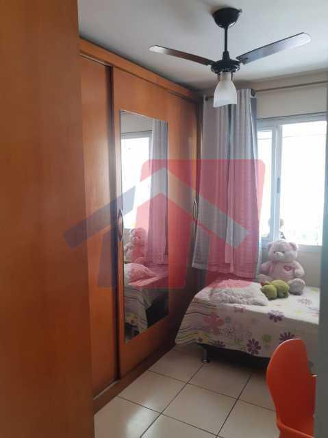 Quarto 1 - Apartamento 2 quartos à venda Taquara, Rio de Janeiro - R$ 380.000 - VPAP21680 - 7
