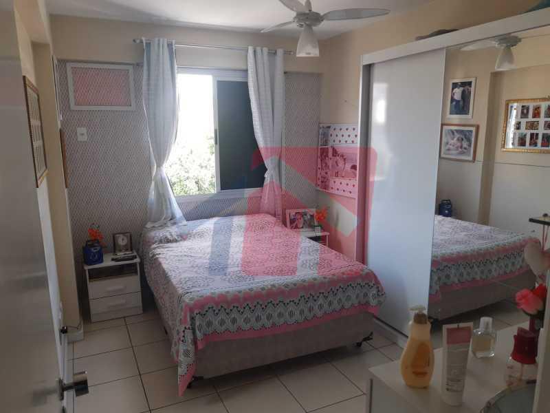 Quarto 2. - Apartamento 2 quartos à venda Taquara, Rio de Janeiro - R$ 380.000 - VPAP21680 - 9