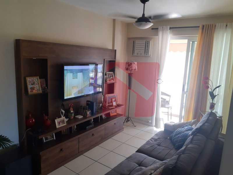 Sala.. - Apartamento 2 quartos à venda Taquara, Rio de Janeiro - R$ 380.000 - VPAP21680 - 1