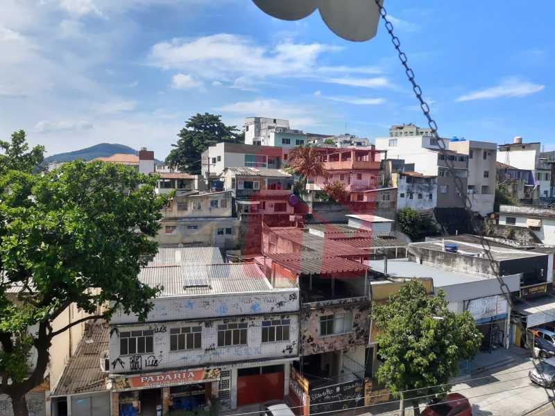 Vista da varanda - Apartamento 2 quartos à venda Taquara, Rio de Janeiro - R$ 380.000 - VPAP21680 - 23