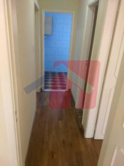 Corredor - Apartamento 2 quartos à venda São Cristóvão, Rio de Janeiro - R$ 285.000 - VPAP21681 - 4