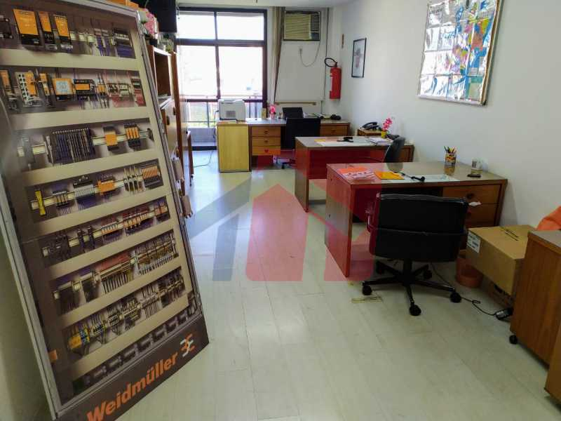 Sala comercial. - Sala Comercial à venda Vila Isabel, Rio de Janeiro - R$ 270.000 - VPSL00031 - 5