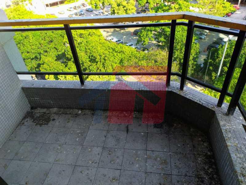 Varanda - Sala Comercial à venda Vila Isabel, Rio de Janeiro - R$ 270.000 - VPSL00031 - 1