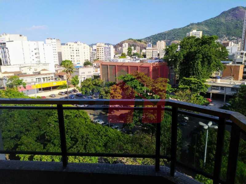 Vista da varanda. - Sala Comercial à venda Vila Isabel, Rio de Janeiro - R$ 270.000 - VPSL00031 - 3