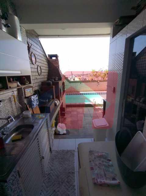 Àrea gourmet junto da piscina - Casa 4 quartos à venda São Cristóvão, Rio de Janeiro - R$ 990.000 - VPCA40076 - 28