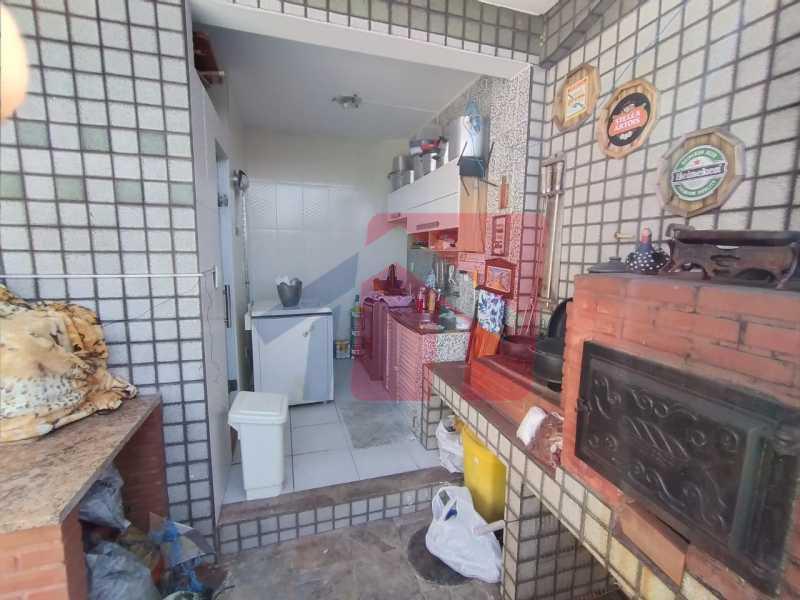 Área gourmet. - Casa 4 quartos à venda São Cristóvão, Rio de Janeiro - R$ 990.000 - VPCA40076 - 29
