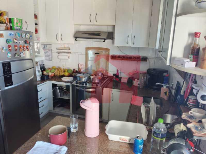 Cozinha. - Casa 4 quartos à venda São Cristóvão, Rio de Janeiro - R$ 990.000 - VPCA40076 - 21