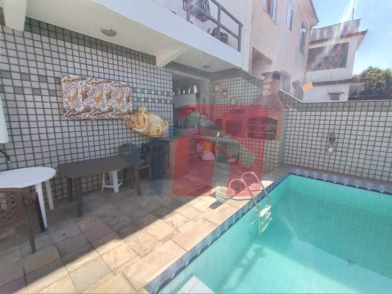 Piscina. - Casa 4 quartos à venda São Cristóvão, Rio de Janeiro - R$ 990.000 - VPCA40076 - 30
