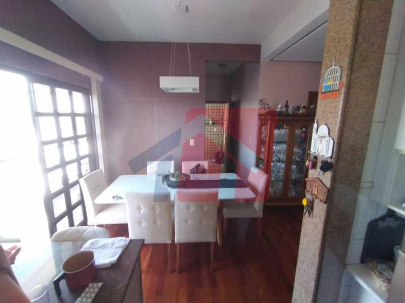 Sala de jantar - Casa 4 quartos à venda São Cristóvão, Rio de Janeiro - R$ 990.000 - VPCA40076 - 7