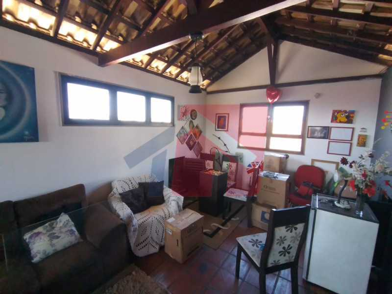 Salão. - Casa 4 quartos à venda São Cristóvão, Rio de Janeiro - R$ 990.000 - VPCA40076 - 23