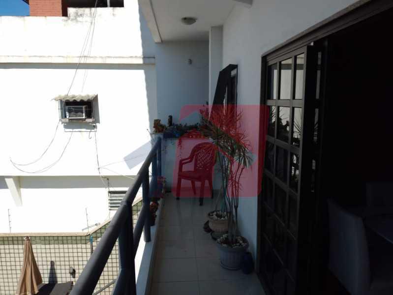 Varanda 2. - Casa 4 quartos à venda São Cristóvão, Rio de Janeiro - R$ 990.000 - VPCA40076 - 24