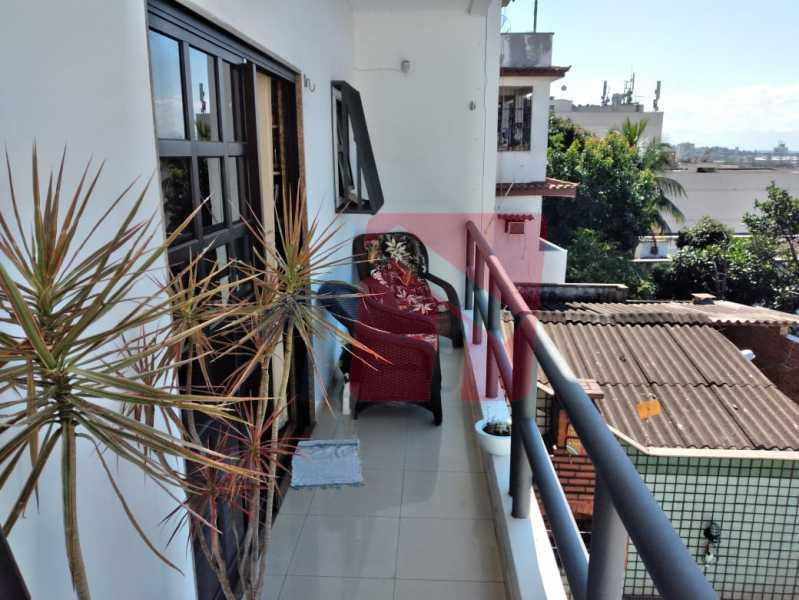 Varanda 2 - Casa 4 quartos à venda São Cristóvão, Rio de Janeiro - R$ 990.000 - VPCA40076 - 25