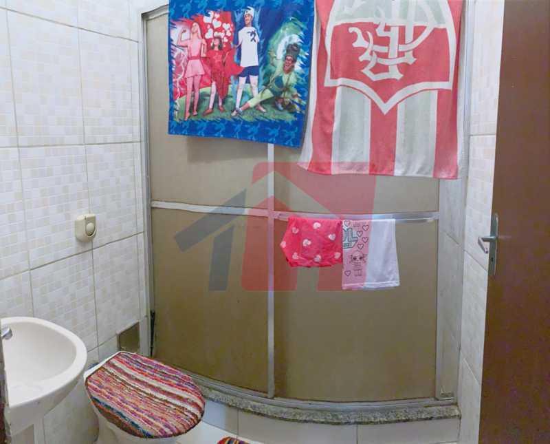 9-Banheiro social - Apartamento 2 quartos à venda Vaz Lobo, Rio de Janeiro - R$ 160.000 - VPAP21687 - 10