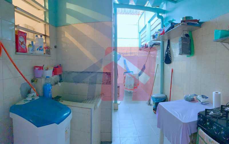 15-Area serviço - Apartamento 2 quartos à venda Vaz Lobo, Rio de Janeiro - R$ 160.000 - VPAP21687 - 16