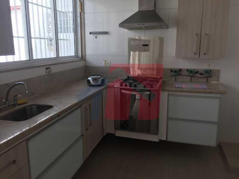 21- Cozinha - Casa de Vila 3 quartos à venda Olaria, Rio de Janeiro - R$ 650.000 - VPCV30032 - 23