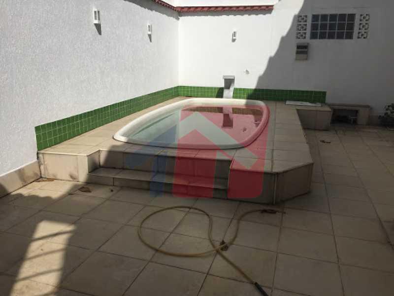22- Piscina - Casa de Vila 3 quartos à venda Olaria, Rio de Janeiro - R$ 650.000 - VPCV30032 - 24