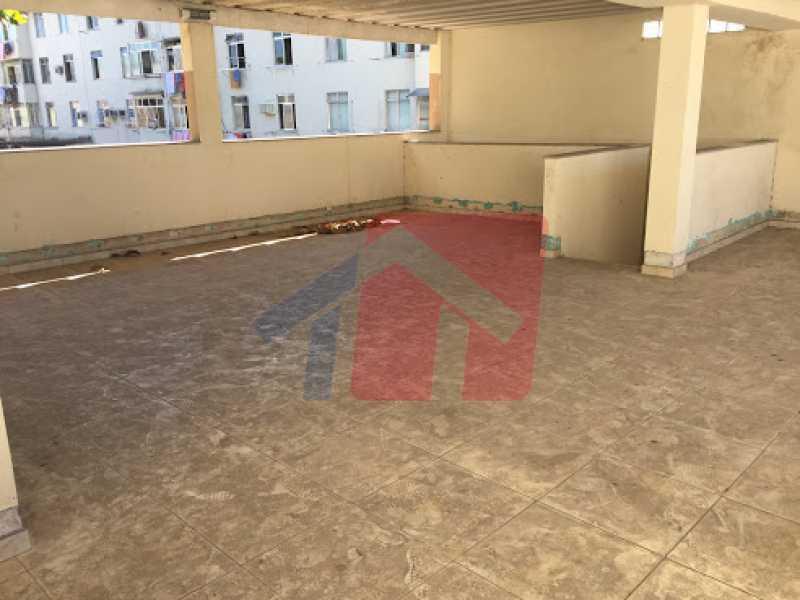 24- Terraço - Casa de Vila 3 quartos à venda Olaria, Rio de Janeiro - R$ 650.000 - VPCV30032 - 26