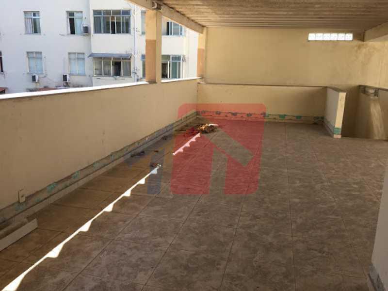 25- Terraço - Casa de Vila 3 quartos à venda Olaria, Rio de Janeiro - R$ 650.000 - VPCV30032 - 27