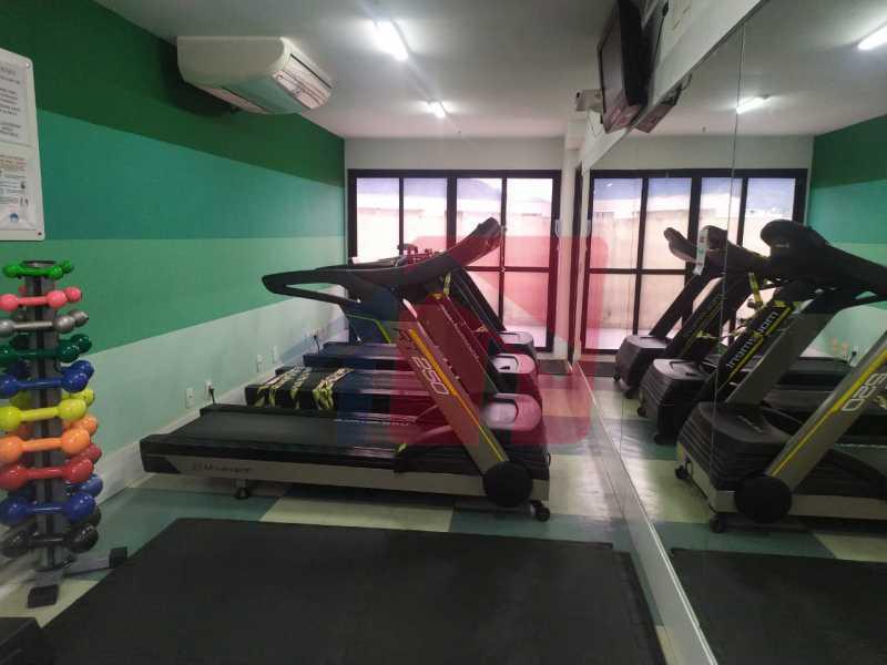 Academia ginastica - Apartamento 2 quartos à venda São Cristóvão, Rio de Janeiro - R$ 500.000 - VPAP21689 - 21