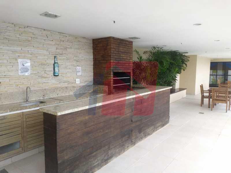 Área gourmet - Apartamento 2 quartos à venda São Cristóvão, Rio de Janeiro - R$ 500.000 - VPAP21689 - 22