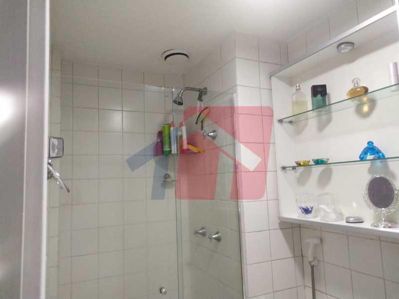 Banheiro social. - Apartamento 2 quartos à venda São Cristóvão, Rio de Janeiro - R$ 500.000 - VPAP21689 - 16