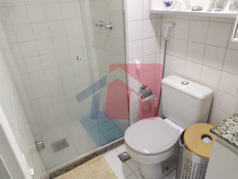 Banheiro social - Apartamento 2 quartos à venda São Cristóvão, Rio de Janeiro - R$ 500.000 - VPAP21689 - 17
