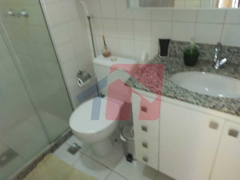 Banheiro suite. - Apartamento 2 quartos à venda São Cristóvão, Rio de Janeiro - R$ 500.000 - VPAP21689 - 11