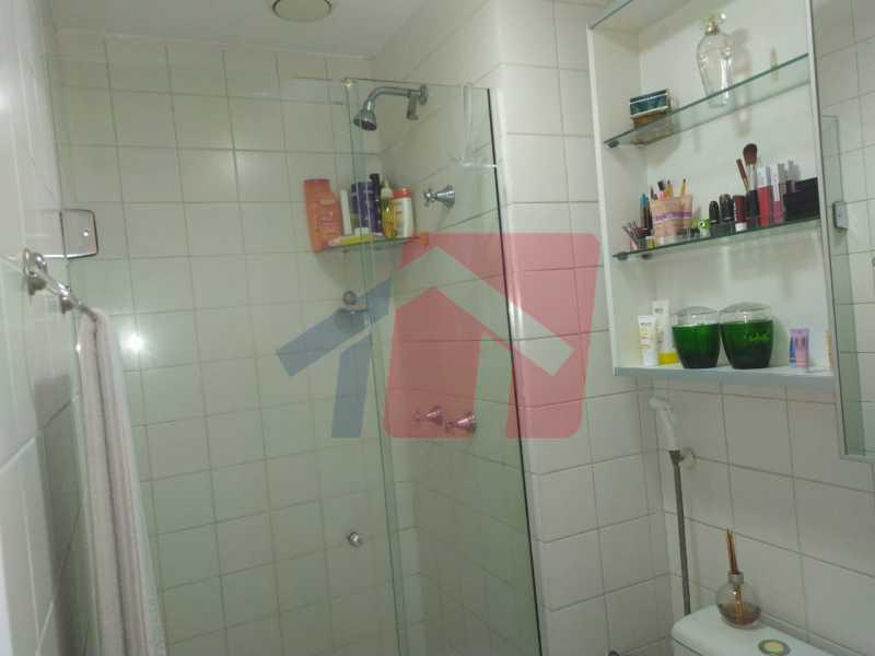 Banheiro suite - Apartamento 2 quartos à venda São Cristóvão, Rio de Janeiro - R$ 500.000 - VPAP21689 - 10