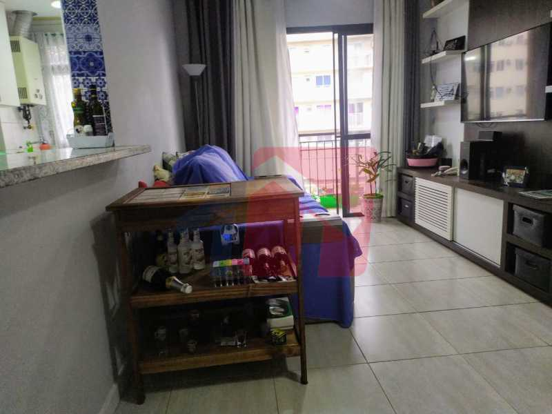 Cozinha.. - Apartamento 2 quartos à venda São Cristóvão, Rio de Janeiro - R$ 500.000 - VPAP21689 - 4