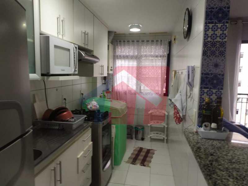 Cozinha - Apartamento 2 quartos à venda São Cristóvão, Rio de Janeiro - R$ 500.000 - VPAP21689 - 18