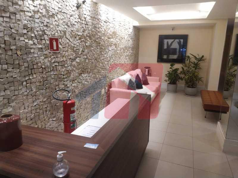 Entrada prédio - Apartamento 2 quartos à venda São Cristóvão, Rio de Janeiro - R$ 500.000 - VPAP21689 - 20