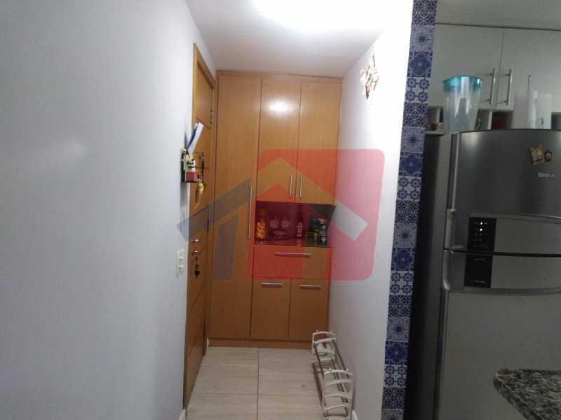Entrada - Apartamento 2 quartos à venda São Cristóvão, Rio de Janeiro - R$ 500.000 - VPAP21689 - 5