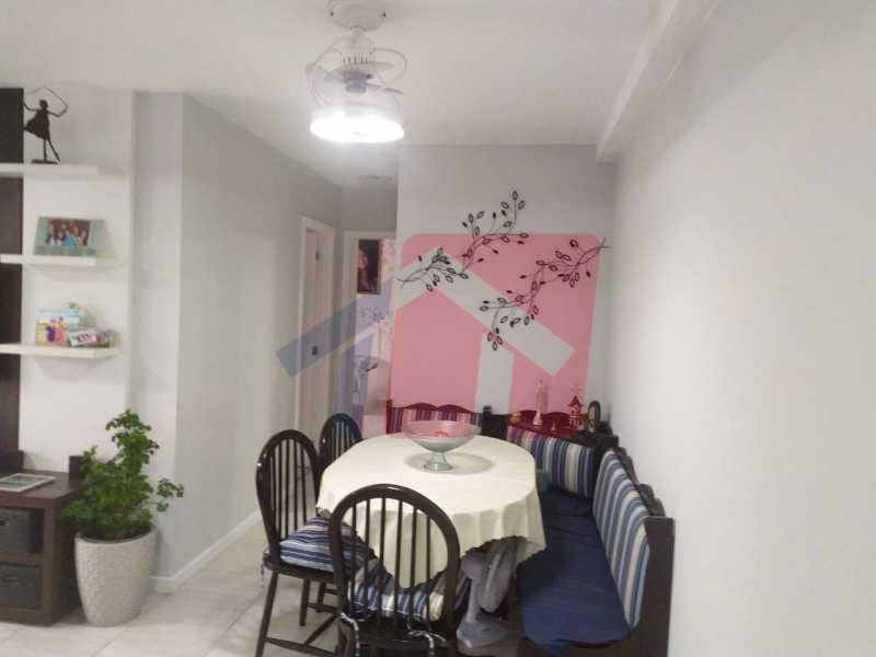 Sala. - Apartamento 2 quartos à venda São Cristóvão, Rio de Janeiro - R$ 500.000 - VPAP21689 - 3