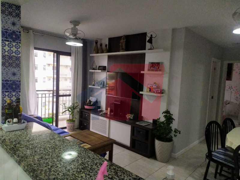 Sala - Apartamento 2 quartos à venda São Cristóvão, Rio de Janeiro - R$ 500.000 - VPAP21689 - 1