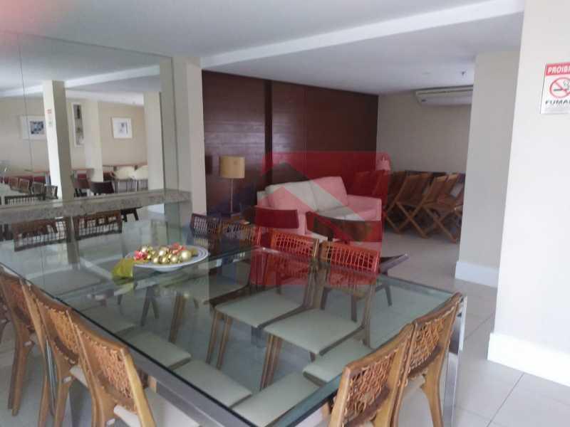 Salão de festas.. - Apartamento 2 quartos à venda São Cristóvão, Rio de Janeiro - R$ 500.000 - VPAP21689 - 23