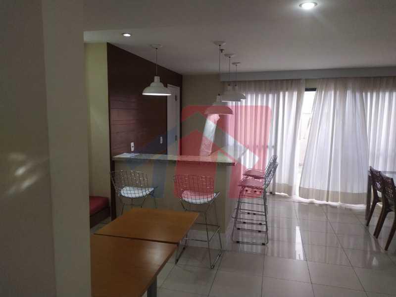 Salão de festas - Apartamento 2 quartos à venda São Cristóvão, Rio de Janeiro - R$ 500.000 - VPAP21689 - 24