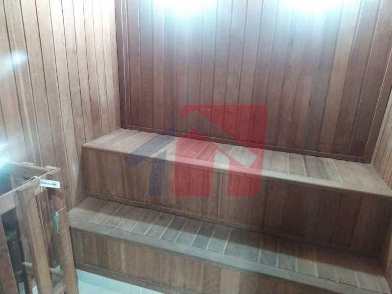 Sauna. - Apartamento 2 quartos à venda São Cristóvão, Rio de Janeiro - R$ 500.000 - VPAP21689 - 25
