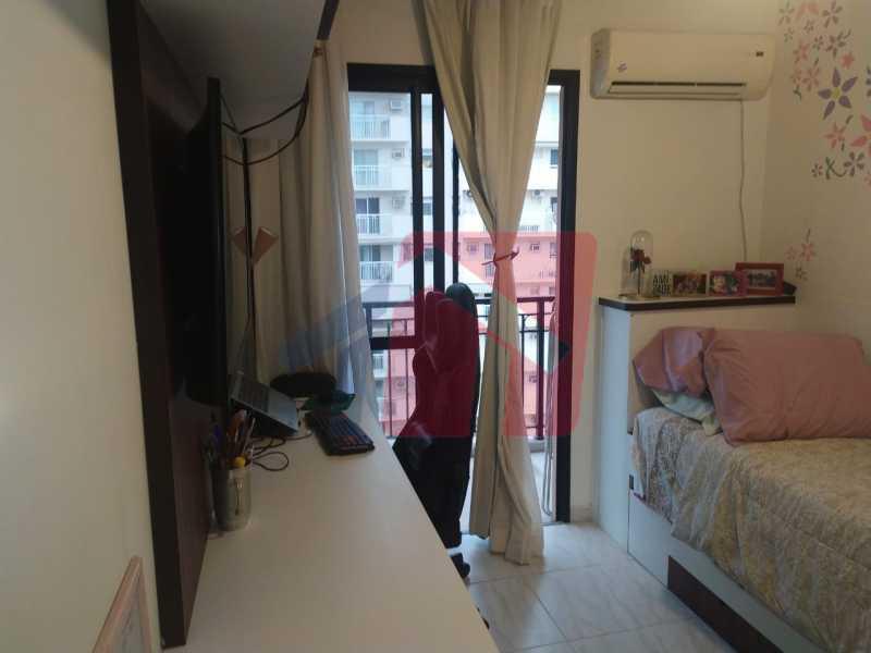Quarto 1 - Apartamento 2 quartos à venda São Cristóvão, Rio de Janeiro - R$ 500.000 - VPAP21689 - 13