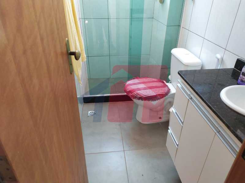 Banheiro social.... - Apartamento 2 quartos à venda Tomás Coelho, Rio de Janeiro - R$ 140.000 - VPAP21693 - 18