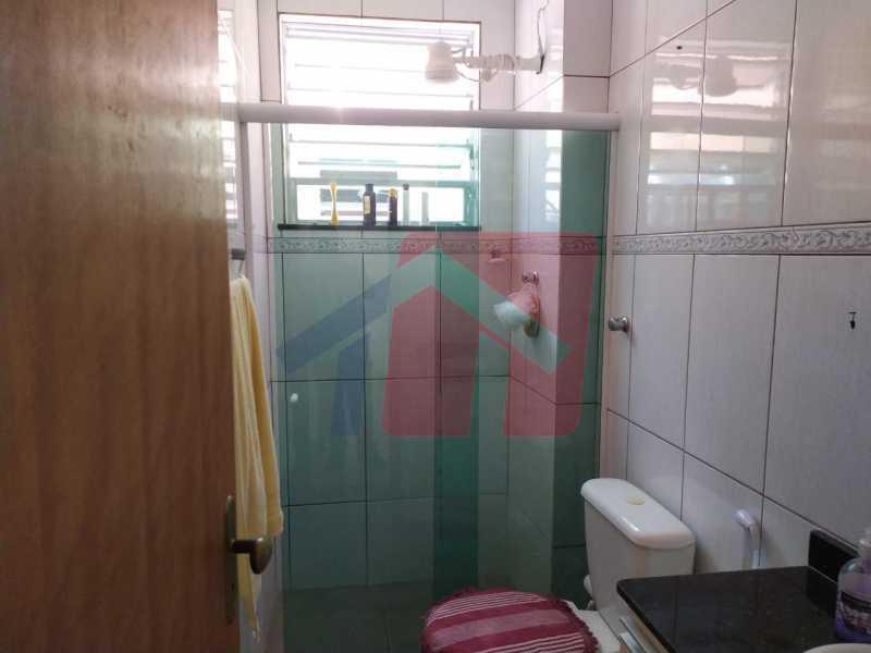Banheiro social... - Apartamento 2 quartos à venda Tomás Coelho, Rio de Janeiro - R$ 140.000 - VPAP21693 - 17