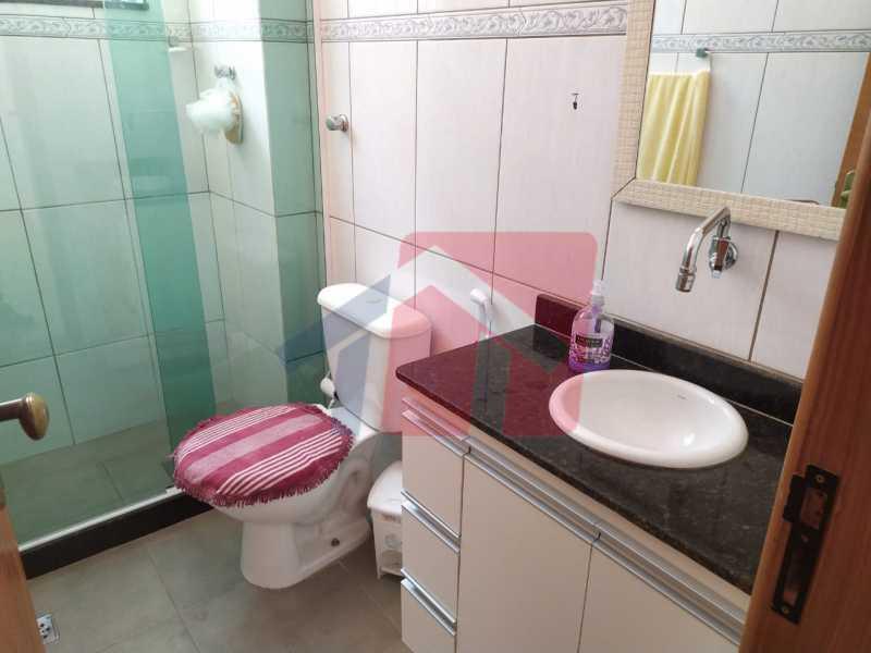 Banheiro social. - Apartamento 2 quartos à venda Tomás Coelho, Rio de Janeiro - R$ 140.000 - VPAP21693 - 19