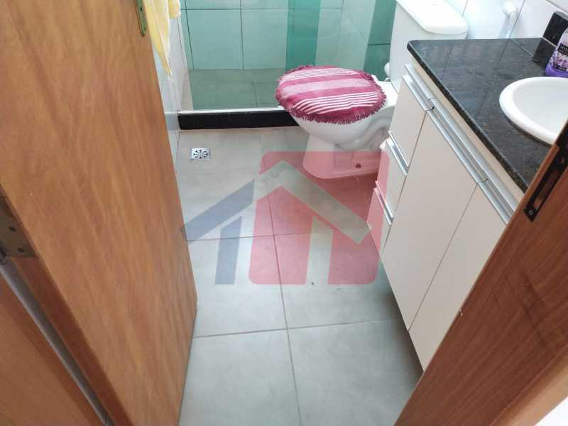 Banheiro social - Apartamento 2 quartos à venda Tomás Coelho, Rio de Janeiro - R$ 140.000 - VPAP21693 - 20