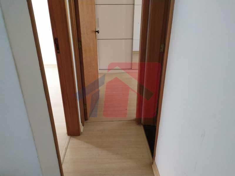 Corredor - Apartamento 2 quartos à venda Tomás Coelho, Rio de Janeiro - R$ 140.000 - VPAP21693 - 16