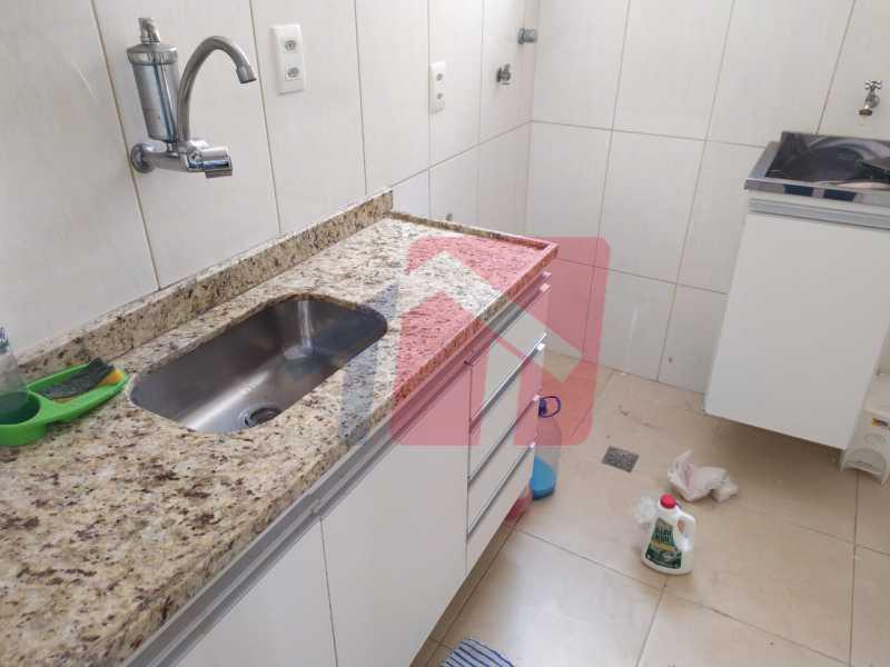 Cozinha... - Apartamento 2 quartos à venda Tomás Coelho, Rio de Janeiro - R$ 140.000 - VPAP21693 - 21