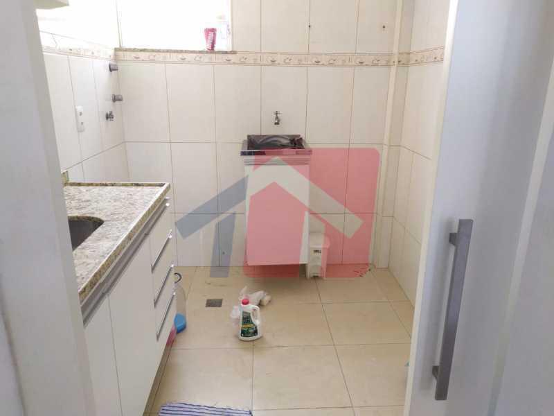 Cozinha - Apartamento 2 quartos à venda Tomás Coelho, Rio de Janeiro - R$ 140.000 - VPAP21693 - 23