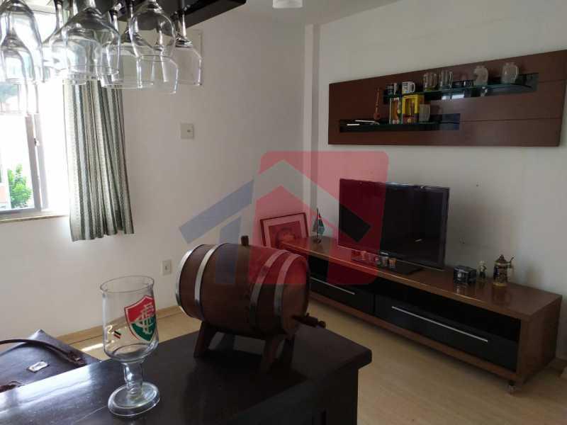 Sala.... - Apartamento 2 quartos à venda Tomás Coelho, Rio de Janeiro - R$ 140.000 - VPAP21693 - 1