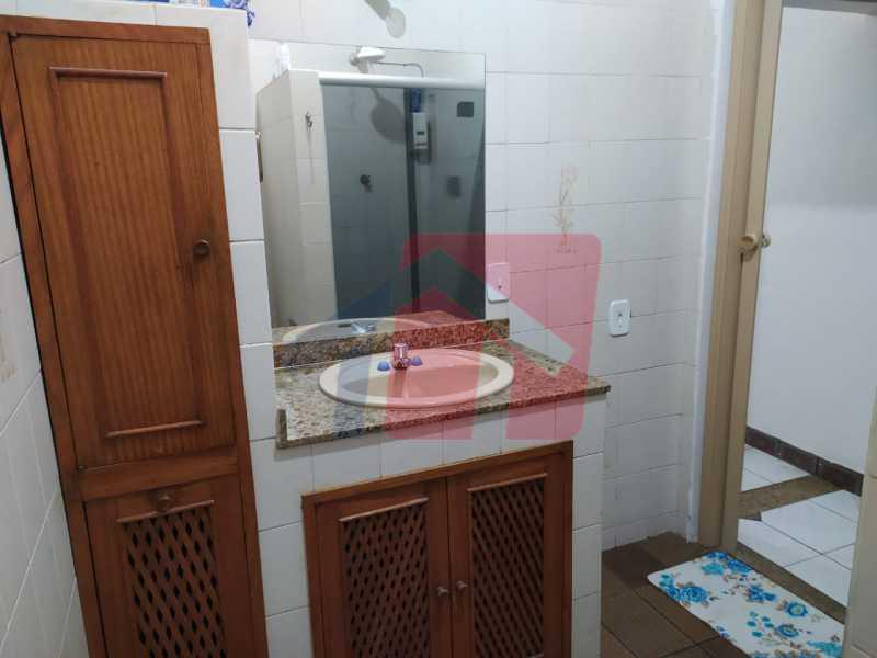 Banheiro social - Casa 2 quartos à venda Vila Kosmos, Rio de Janeiro - R$ 285.000 - VPCA20322 - 12