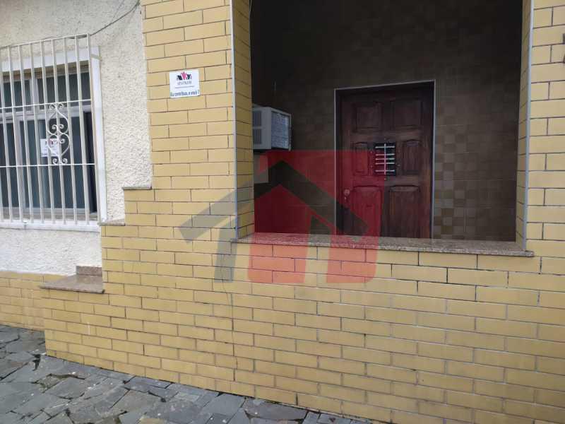 Entrada. - Casa 2 quartos à venda Vila Kosmos, Rio de Janeiro - R$ 285.000 - VPCA20322 - 1