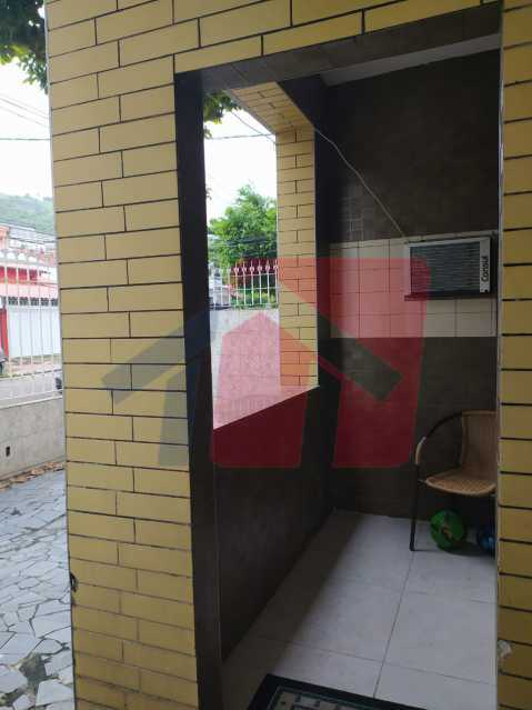 Garagem - Casa 2 quartos à venda Vila Kosmos, Rio de Janeiro - R$ 285.000 - VPCA20322 - 3