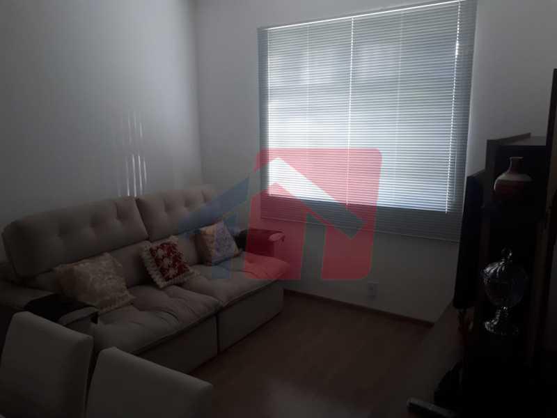 01 - Sala - Apartamento 2 quartos à venda Grajaú, Rio de Janeiro - R$ 290.000 - VPAP21694 - 1